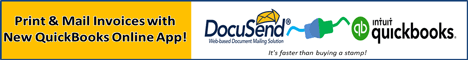 DocuSend QuickBooks App