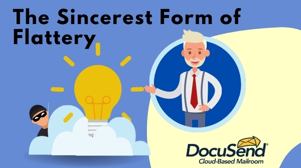 DocuSend Mailing Proces is faster than buying a stamp