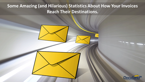 How Your Invoices Reach Their Destinations