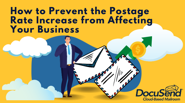 2019 Postage Rate Increase