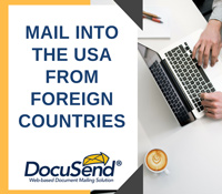 Canada businesses can easily mail to USA