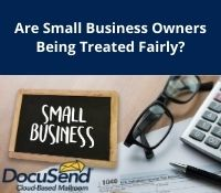 Small Business and Politics in US