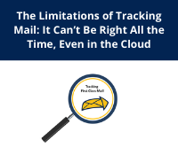 Limitations of Tracking Mail