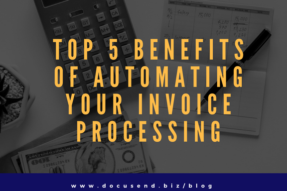 Outsourcing your invoicing process