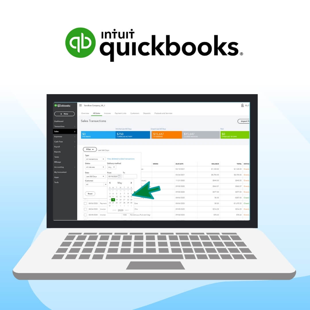 Mailing Solution for QuickBooks users