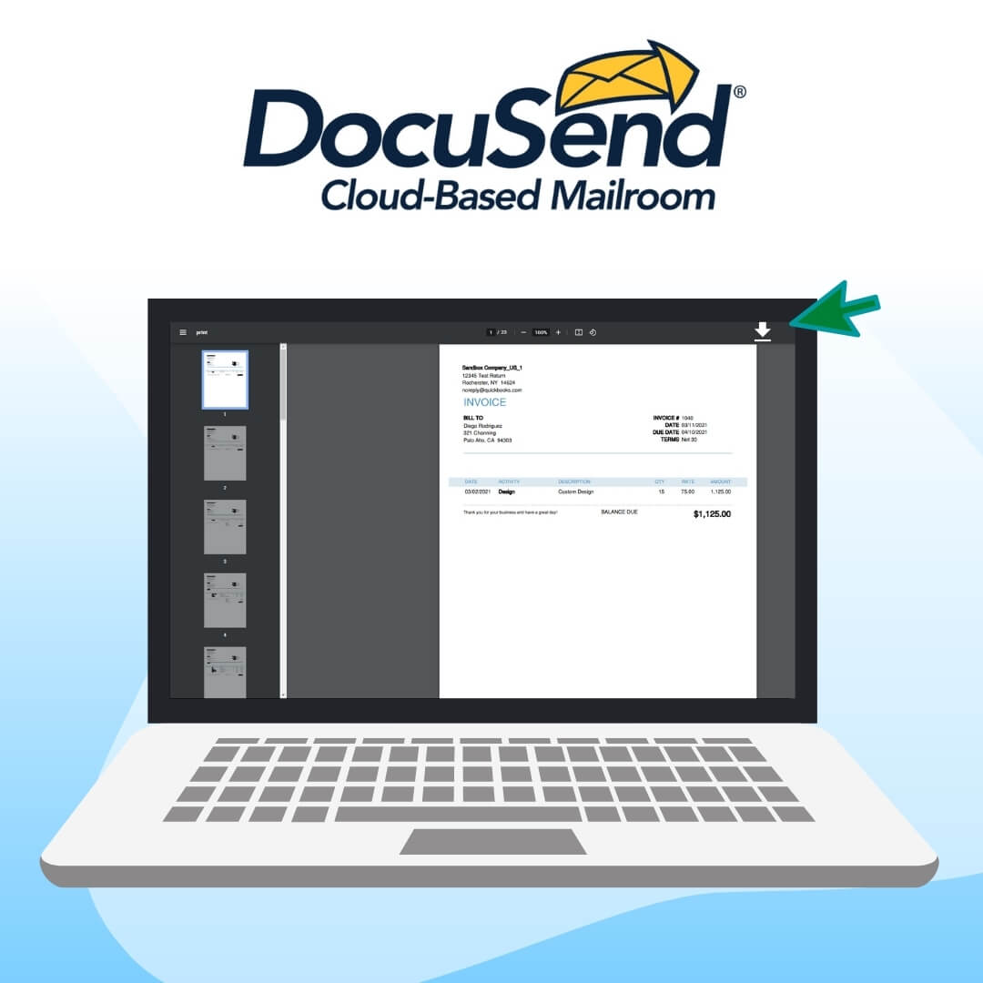 Printing and mailing Solution for QuickBooks Users