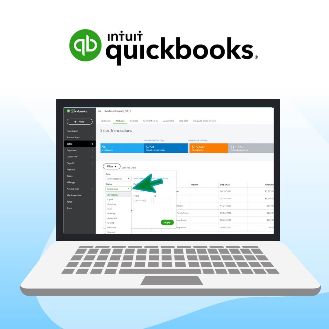 Batch Invoices from QuickBooks to Postal Mail